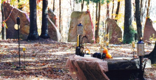 m Shwenck altar in fall cropped